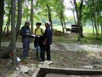 2006 apprendre le metier de chef de chantier Aventura Parc