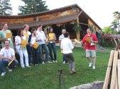 2008 Country building des clients heureux