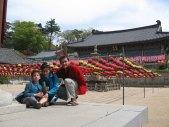2009 Premiere fois en Asie pour Marc Coree du Sud