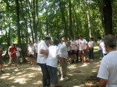 2009 longue serie de team building Actavis Aventura Parc