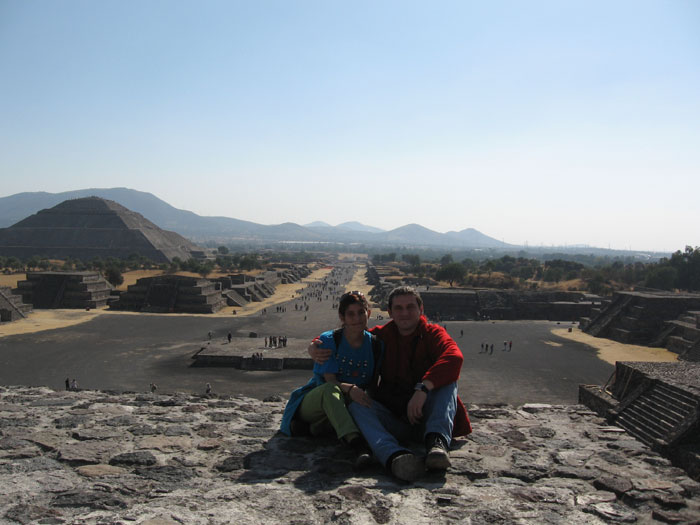 2010 Mexique Teotihuacan