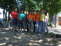 2011 équipe Aventura Parc