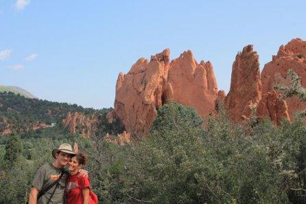 2014 Colorado Springs Garden of the Gods