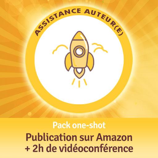 Publication sur Amazon