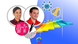 Diagramme de Gantt - Udemy - Cristina & Olivier Rebière