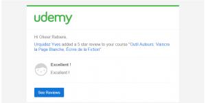 5 étoiles - formation sur la fiction - OlivierRebiere.com