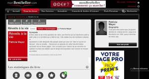 extrait GRATUIT: Réveils à la vie – Patricia Mayer sur MyBestSeller.com