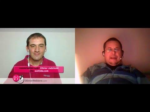 comment réseauter, BLAB replay avec Olivier Jadzinski