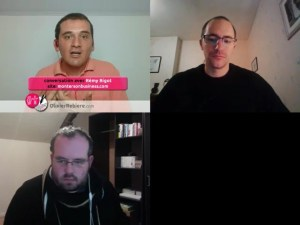 MARKETING: comment se propulser sur internet? avec Rémy Bigot