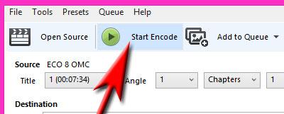 handbrake encode - optimiser vidéo Mac Windows Linux - OlivierRebiere.com
