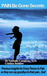 Pain Be Gone Secrets - Nathalie Campeau - OlivierRebiere.com