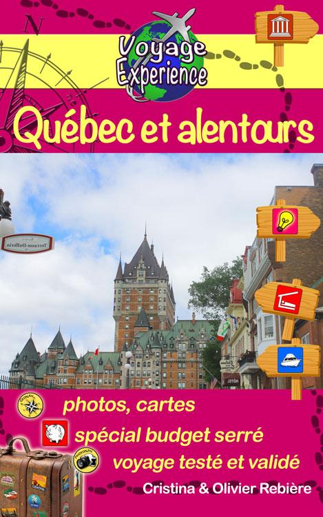 Quebec et alentours - Cristina Rebiere & Olivier Rebiere - OlivierRebiere.com