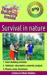 Team Building inside n°9 – Survival in nature