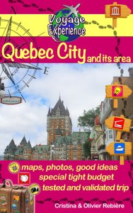 Quebec City and its area - Cristina Rebiere & Olivier Rebiere - OlivierRebiere.com