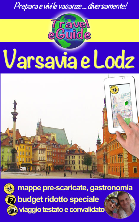 Varsavia e Lodz - Cristina Rebiere & Olivier Rebiere