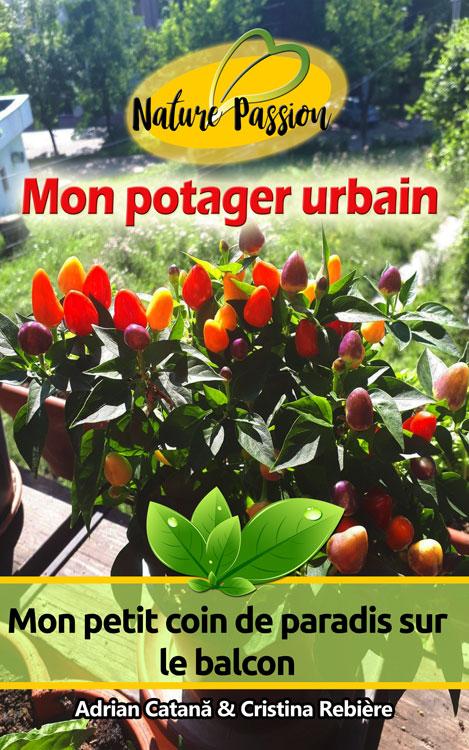 Mon potager urbain - Cristina Rebiere & Adrian Catana - OlivierRebiere.com