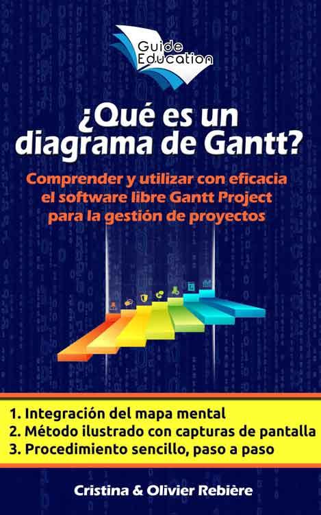 ¿Qué es un diagrama de Gantt? - Guide Education - Cristina Rebiere & Olivier Rebiere