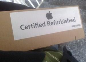 Apple Refurb : moins cher, mais qualité !
