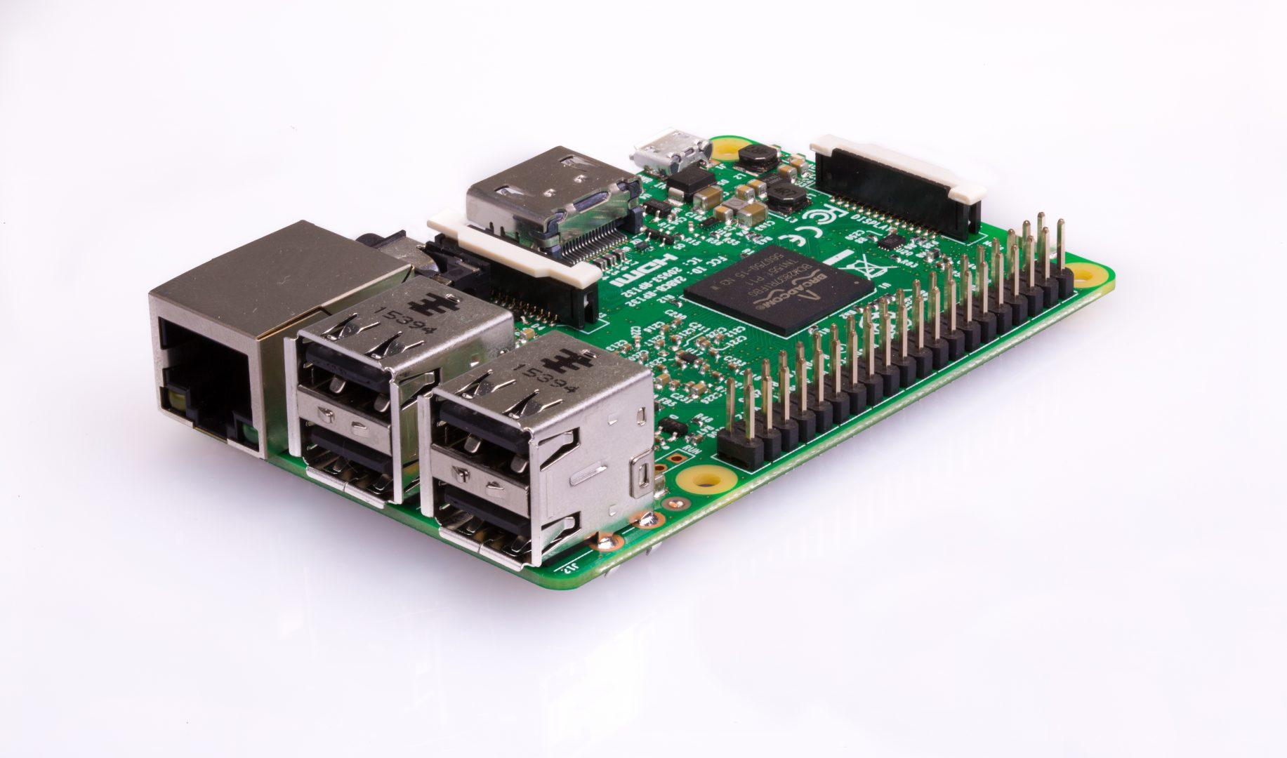 Montage de l'écran tactile 7 pouces officiel du Raspberry Pi