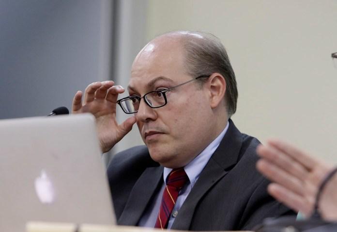 Procurador-geral de Justiça Mauro Curvo