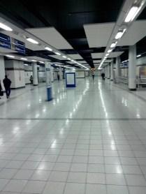 Gautrain - Joburg metro. All clean and safe