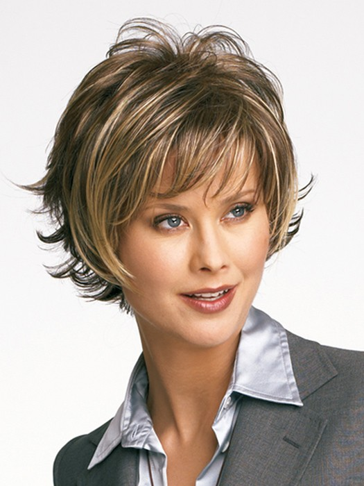 Short Flip Hairstyles : short, hairstyles, Beautiful, Short, Layered, Hairstyles, Olixe, Style, Magazine, Women