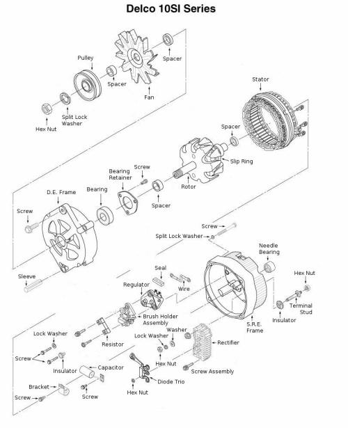 10dn Alternator Wiring Diagram Alternator Theory Version 17 R 1 Plain Text