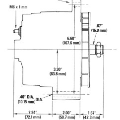 Cs144 Alternator Wiring Diagram Toyota Corolla Stereo Delco Cs130d For Wire Hook Up ~ Odicis