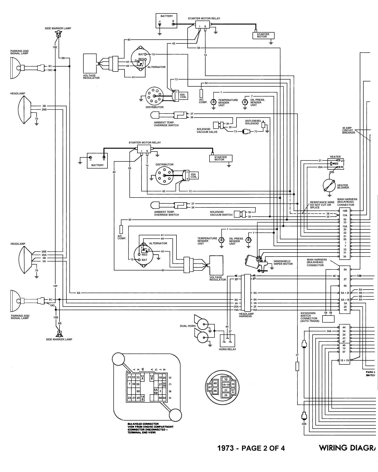 hight resolution of tom oljeep collins fsj wiring page rh oljeep com motor wiring diagram amc 360 vacuum diagram