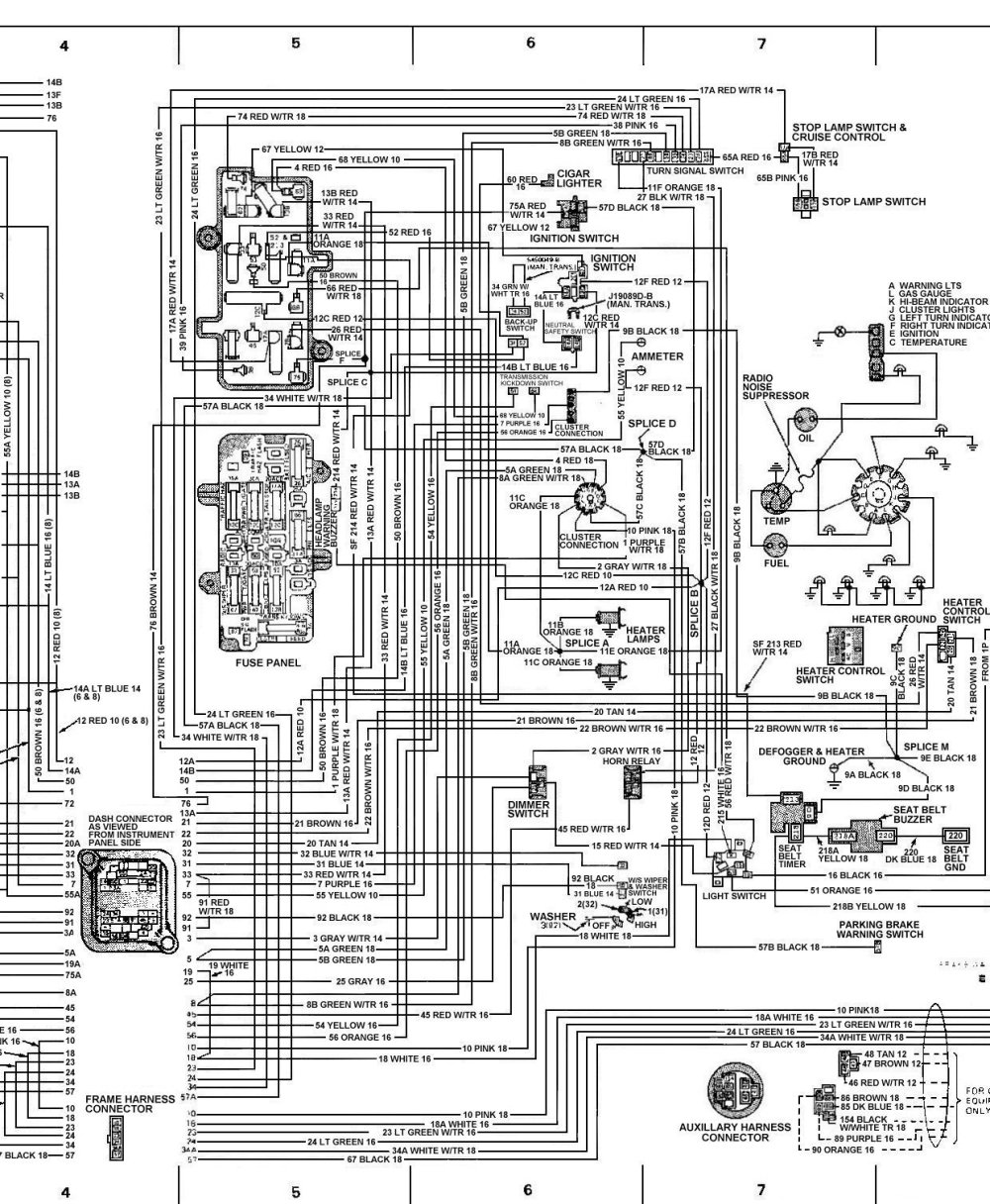 medium resolution of wiring diagram 1 78 fsj wiringdiagrampage8
