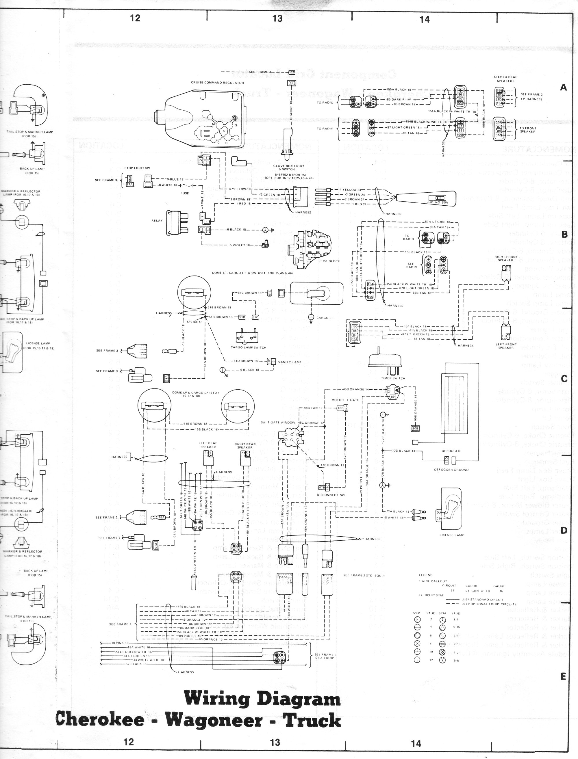 DOWNLOAD [DIAGRAM] Jeep J10 Wiring Diagrams HD Version