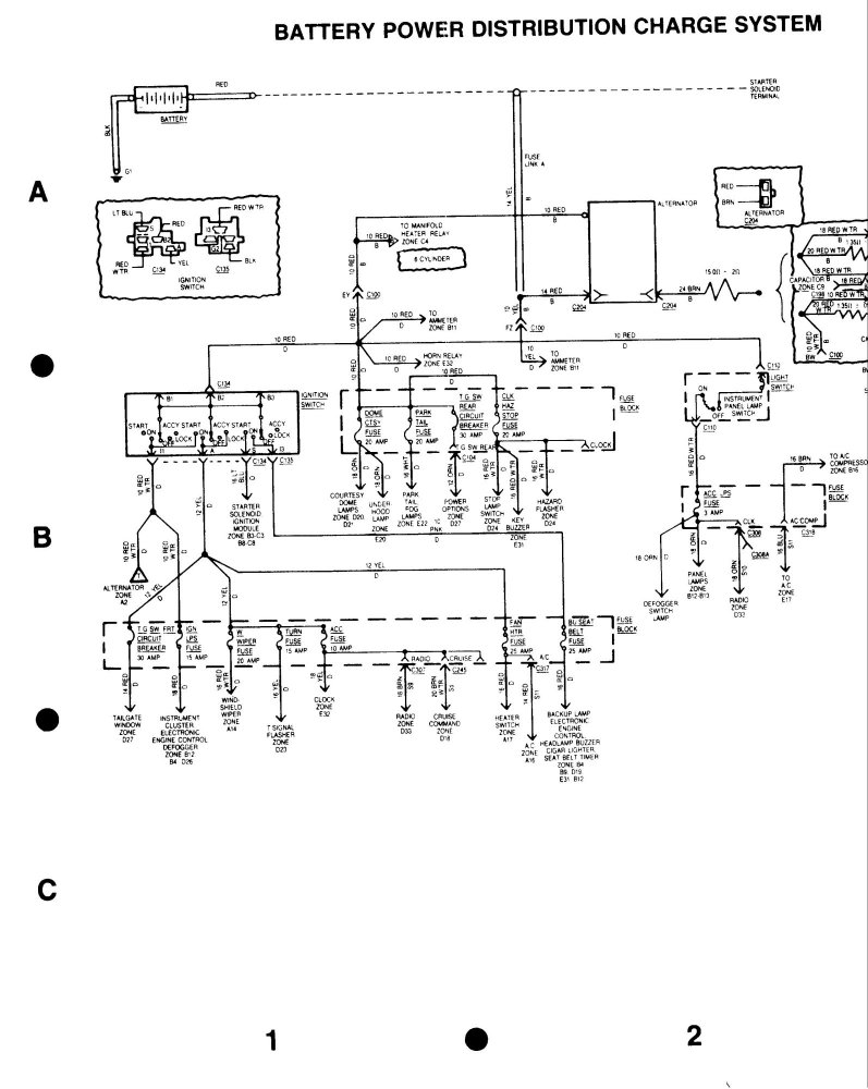 46re wiring diagram