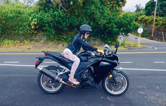 Hawaii motorcycle adventure