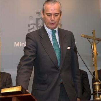 Fernandez de Mesa  despreza as ONG que denuncian a morte de inmigrantes en Ceuta