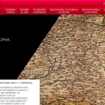 Marca España esquence a ditadura