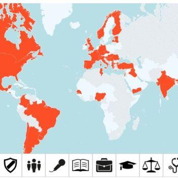 O barómetro internacional da corrupción é demoledor