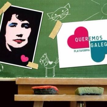 Queremos Galego denuncia que a Subdelegación do Goberno pretende sancionar a Plataforma pola mobilización do 17 de maio