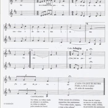 Samáin, canción para dúas gaitas e percusión