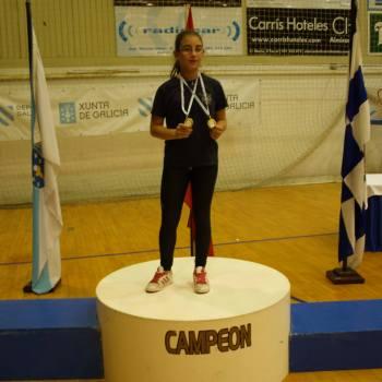 O Clube de Remo de Cedeira trunfa no campionato galego de remoergómetro