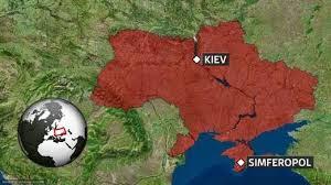 O Parlamento de Crimea aproba a incorporación a Rusia