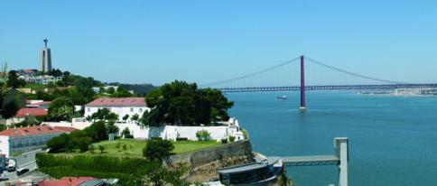Almada, Lisboa. Portugal