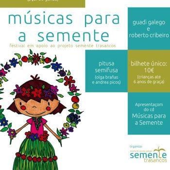 II edición dofestivalMúsicaspara a Semente