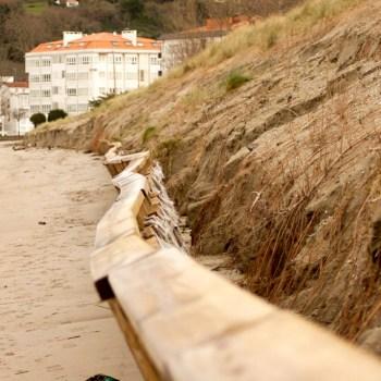 A cámara municipal de Cedeira analisa o informe de conservación antes da execución das obras na contorna da Madalena