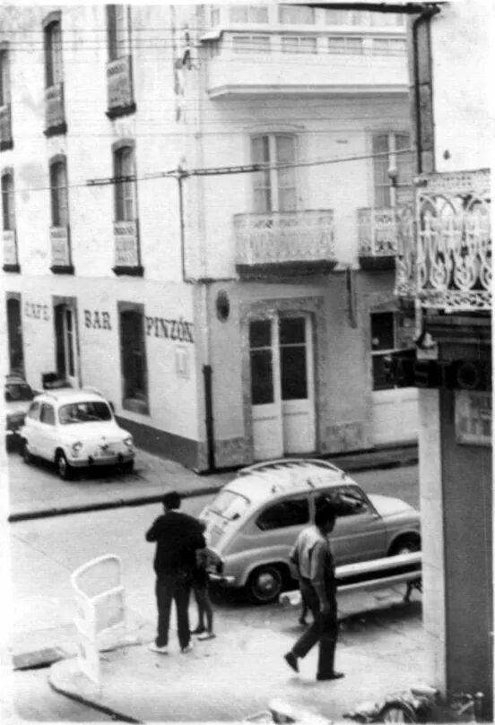 Bar Pinzón nos 60-70