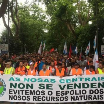 A Xunta non autoriza a segregación das centrais de Ferroatlántica