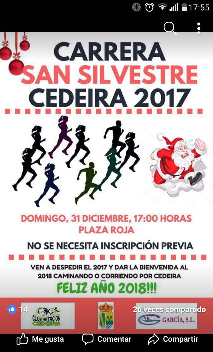 A favor dunha San Silvestre en galego