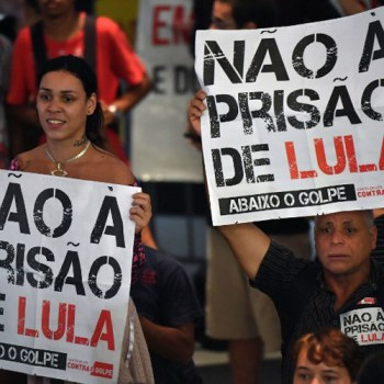 O golpe de estado xudicial é adicionado ao golpe de estado parlamentar no Brasil