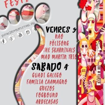 Discalz@s polo Festival IV Edición