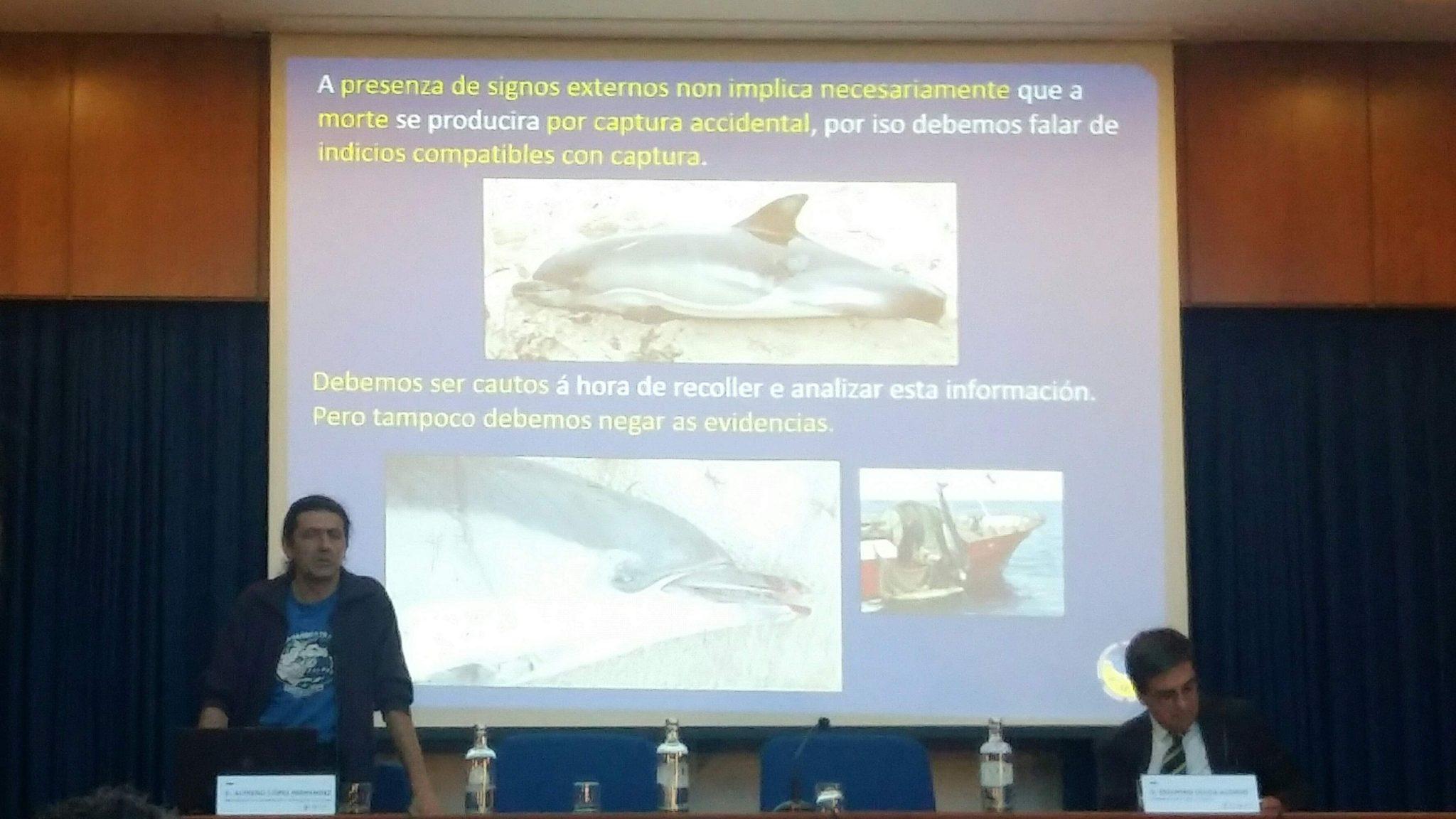 Crónica das I xornadas de divulgación de investigación pesqueira