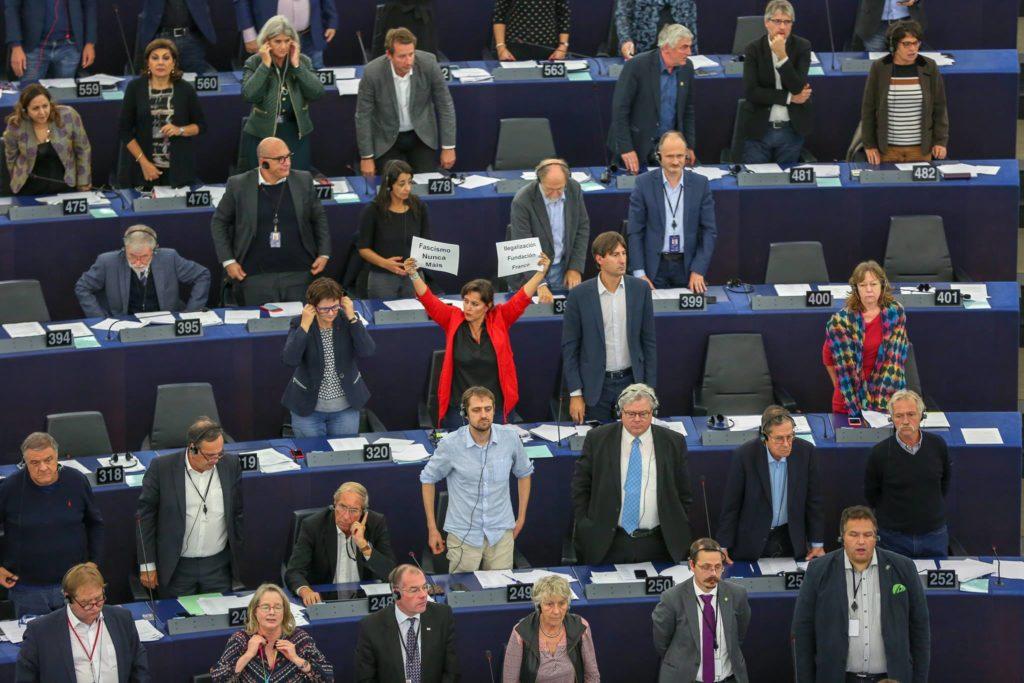 As bases de BNG e Bildu aproban formar coligación con ERC nas eleicións europeas